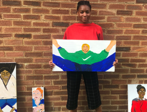 Moreton Hall Art Students are a Brush Above the Rest