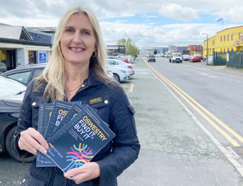 New Guide to Promote Oswestry Business Parks