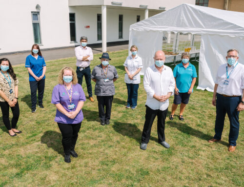 Health Heroes celebrated as CEO bids farewell to RJAH