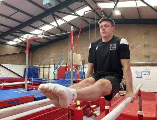 Students to work with teen contender for Commonwealth Games