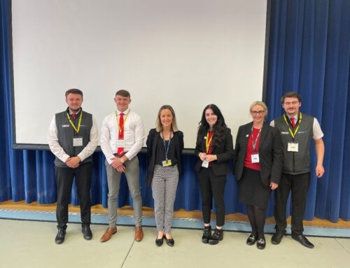 Oswestry Company host Enterprise Challenge for Shropshire Secondary Schools