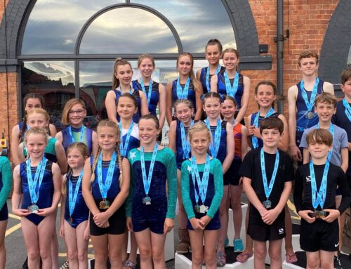 Oswestry Gymnastic Success In National Competition
