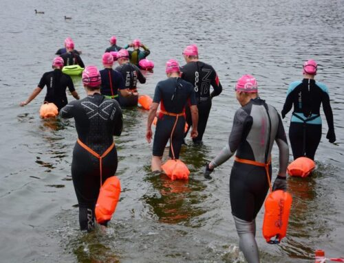 Charity swim raises much needed funds for hospital Friends