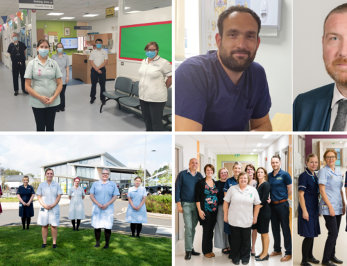 Cast your vote for your  Patient Choice Award winners