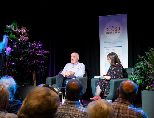 Homecooking at the heart as Rick Stein launches new cookbook at The Holroyd Community Theatre