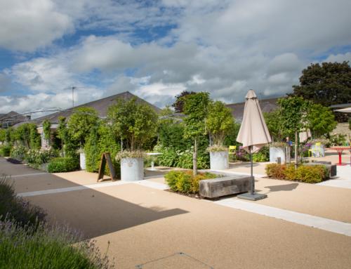 Horatio's Garden the BBC Lifeline Appeal for September