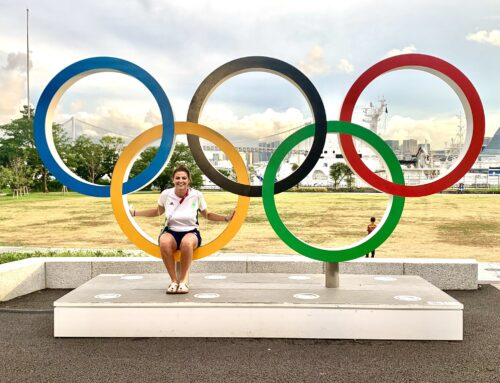 WGU student shares experience of Tokyo 2020 Olympic Games as part of Team Ireland staff