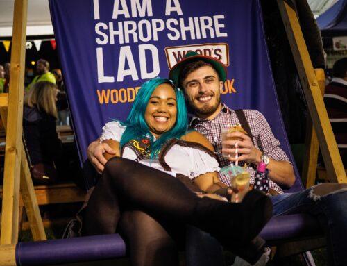 Shropshire Oktoberfest is Back