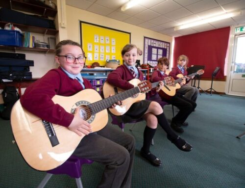 MusicMOB welcomes its first School Partner!