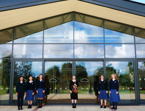 Moreton Hall's Students to join the Prestigious Johns' Boys Choir