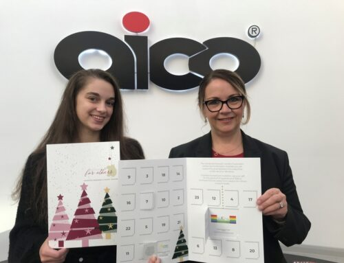 Oswestry company sponsors 'Advent for Others' advent calendar